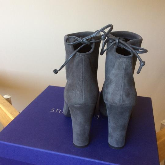 Stuart Weitzman booties boots Perfection Slate Gray Boots Image 4