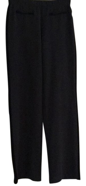 Material Girl Straight Pants Black Image 0