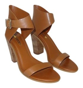 BCBGeneration Summer Wedding Comfortable Brown Sandals