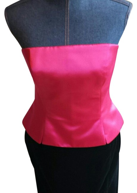 Preload https://img-static.tradesy.com/item/18766210/kay-unger-fun-fushia-strapless-top-0-1-650-650.jpg