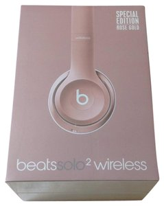 Beats By Dre Beats Solo2 Wireless Rose Gold
