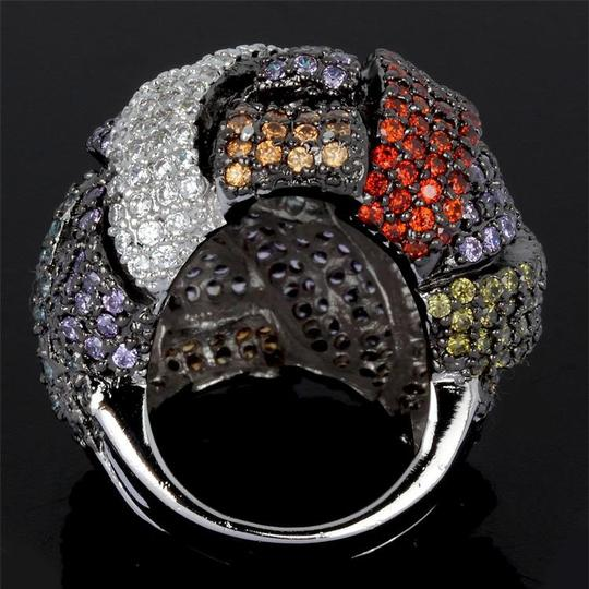 Other Oversized Bold Chunky Cocktail Ring [SHIPS NEXT DAY] Image 1