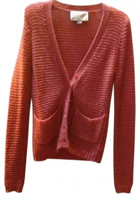 Preload https://item5.tradesy.com/images/rory-beca-red-cardigan-size-4-s-187669-0-0.jpg?width=400&height=650