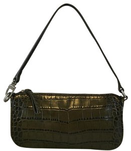Ann Taylor Wristlet in Green