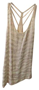 Parker Sequined Strappy Sequin Dress