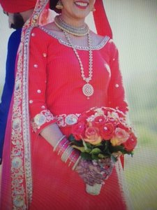 Lengha Wedding Dress