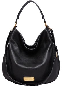 Marc by Marc Jacobs Q Hiller Leather Convertible Handbag Hobo Bag