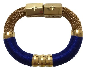 Holst + Lee Navy Blue Colorblock Bracelet
