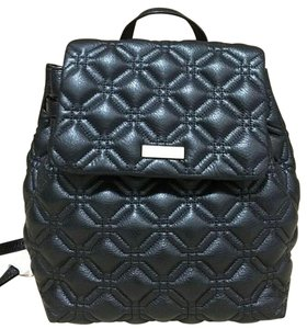 Kate Spade Book Quilted Backpack