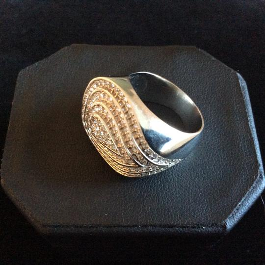 Other CZ Geo Ring [SHIPS NEXT DAY] Image 6