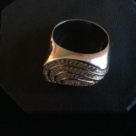Other CZ Geo Ring [SHIPS NEXT DAY] Image 8