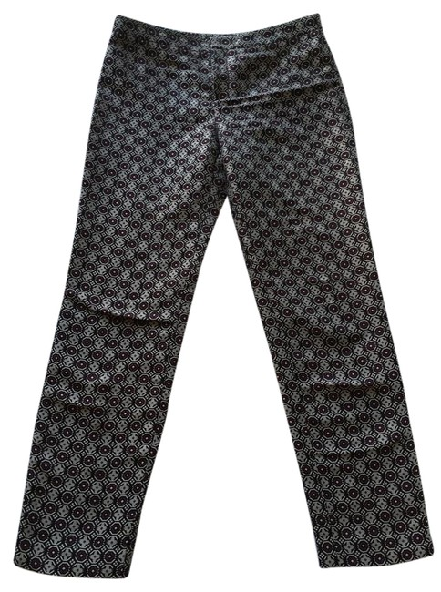 Club Monaco Capri/Cropped Pants Blue Image 0