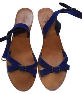 Madewell Italy Wedge Heel Strappy Casual Dressy Sandals