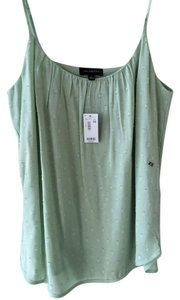 The Limited Flowy Top Mint Green
