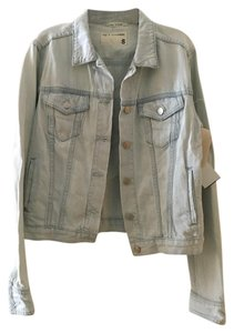 Rag & Bone Light wash denim Womens Jean Jacket