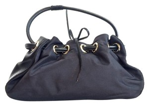 Kate Spade Leather Nylon Handbag Shoulder Bag