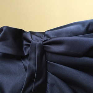 Alfred Angelo Navy Dress