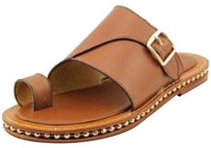 Coach Saddle Flats