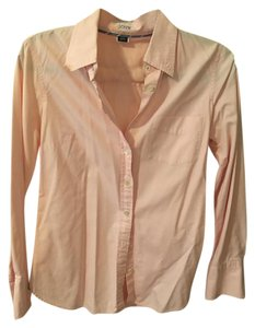 J.Crew Slim Slim Fit Button Down Shirt Pink