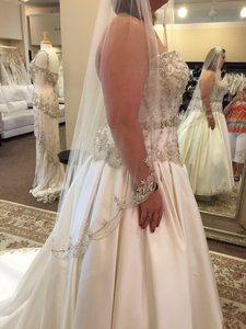 Christina Wu 15538 Wedding Dress