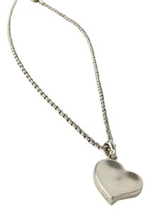 Links of London LINKS OF LONDON Sterling Silver Heart Chain Necklace!