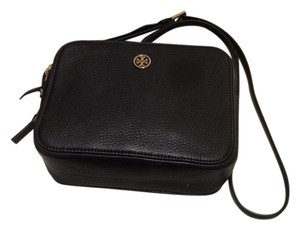 Tory Burch Robinson Leather Cross Body Bag