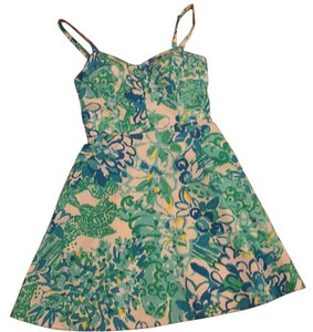 Lilly Pulitzer short dress In A Pinch on Tradesy