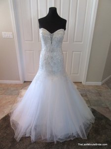Kenneth Winston 1656 Wedding Dress