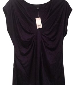 Banana Republic Top Dark Purple