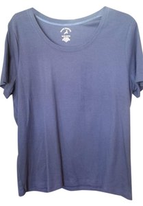 White Stag T Shirt Navy Blue