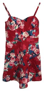 Jessica Simpson short dress Floral Summer on Tradesy