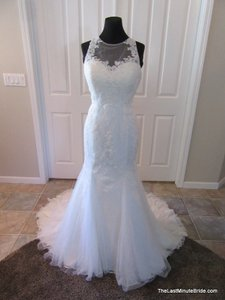 Ella Rosa Ga2256 Wedding Dress