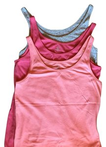 Loft tank bundle xl Top Orange and gray