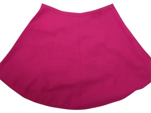 Barbie Skater Mini Skirt Hot Pink