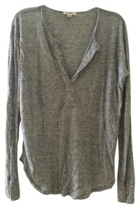 Wilfred Cami Blazer Vest T Shirt Grey
