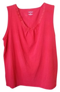 Catherines Top Red