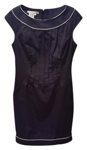 Maggy London short dress navy on Tradesy