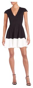 Halston Heritage Colorblock Dress