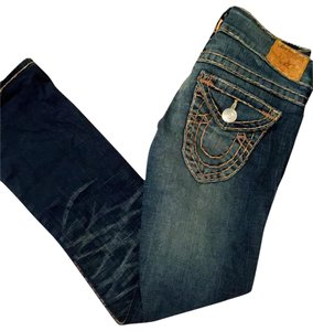 True Religion Classic Flap Pockets Billy Billy Super T Super T Straight Leg Jeans