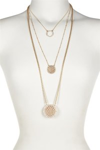 Olivia Welles Olivia Welles Gleaming Layers Necklace