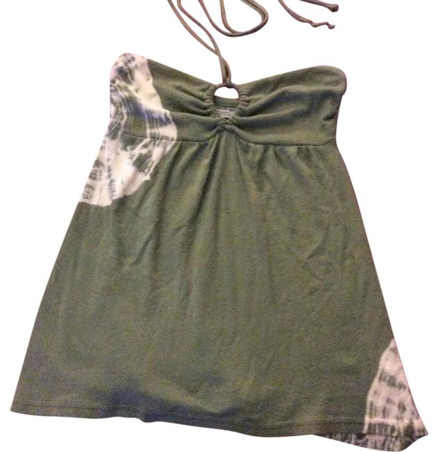 Preload https://img-static.tradesy.com/item/18775441/michael-stars-strapless-tie-dye-tank-top-green-18775441-0-2-650-650.jpg