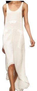 White Maxi Dress by Kimberly Ovitz