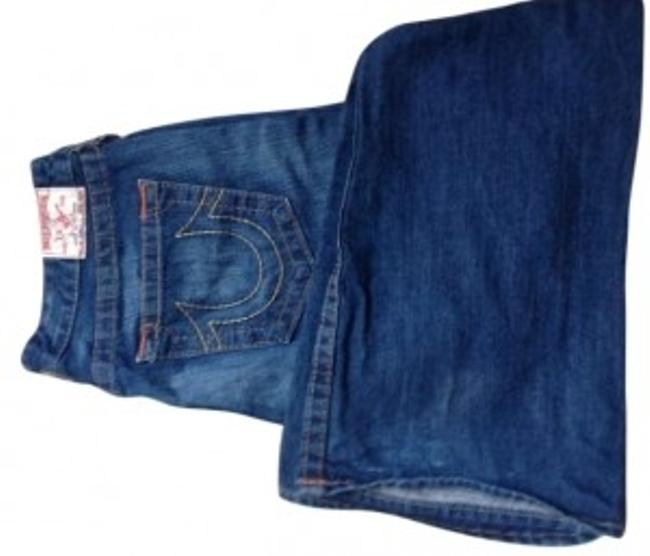 Preload https://item1.tradesy.com/images/true-religion-blue-medium-wash-boot-cut-jeans-size-31-6-m-187770-0-0.jpg?width=400&height=650