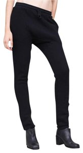 OAK Drop Crotch Baggy Pants Black
