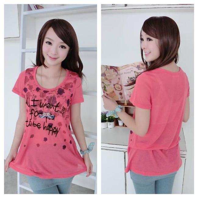 Other T Shirt Pink Image 6