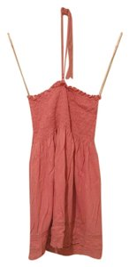 Aropostale Casual Beach coral Halter Top