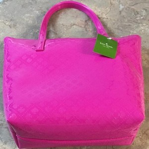 Kate Spade Tote in Fuchsia/Pink