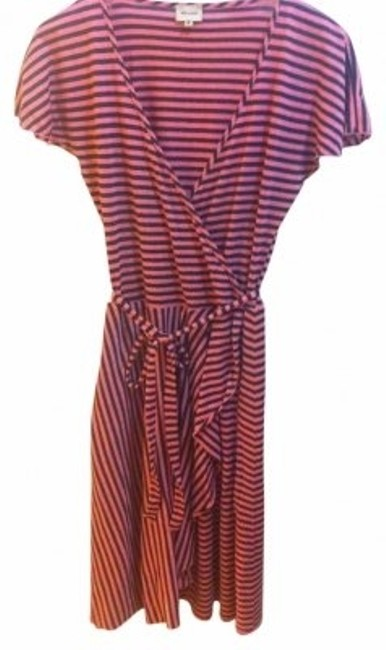 Ella Moss short dress Pink, Brown, Gold Sundress Sundress on Tradesy