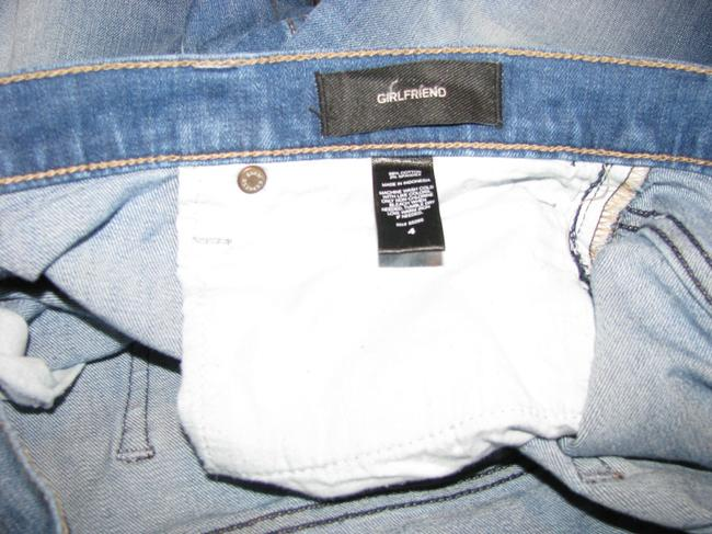 Express Relaxed Fit Jeans-Distressed Image 5