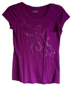 Caslon T Shirt Purple